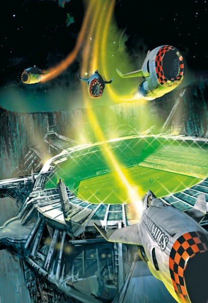Stadion der Sterne von Dirk Schulz