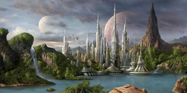 Stardust City von Swen Papenbrock